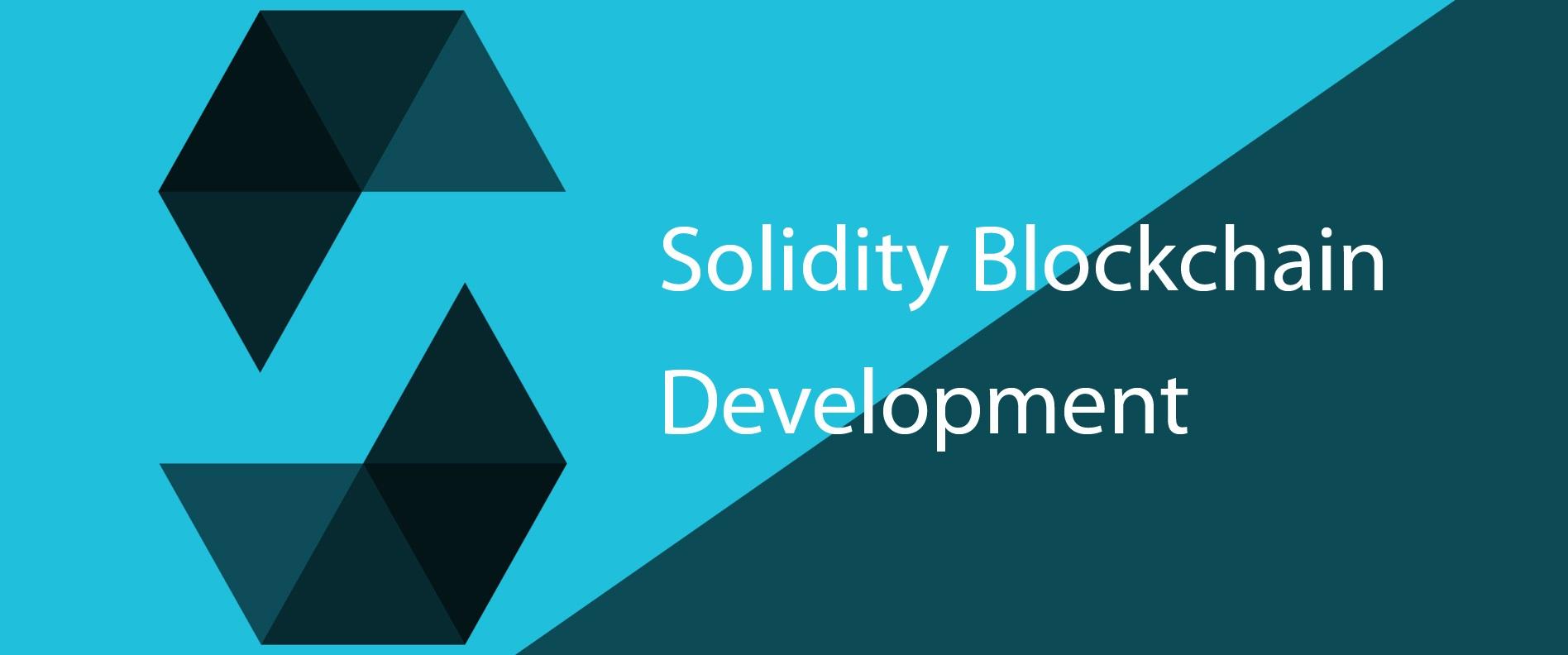 Solidity-blockchain